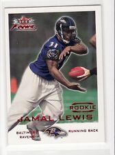 JAMAL LEWIS BALTIMORE RAVENS 2000 FOCUS ROOKIE CARD #237