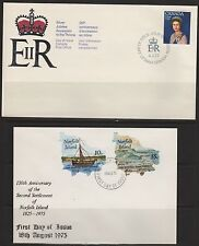 Brit Comm First Day Covers - 21 Fdcs - 7 Different - 3 Each - Topicals