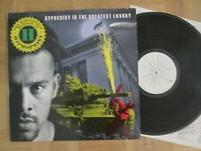 The Disposable Heroes Of Hiphoprisy ‎– Hypocrisy Is The  UK 1st Press -  LP 1992