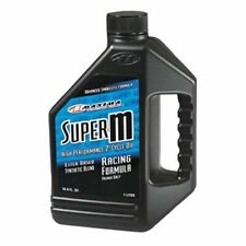 Maxima Super M 2 Cycle Premix Oil 64oz 20964 CR KX KTM RM YZ Banshee Blaster