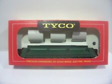Tyco, HO, Western Maryland, Flat Rail Car with Culvert Pipe Load