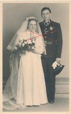 Nr.30613  Porträt Hochzeit Foto  PK Polizei Gendarmerie Graz