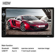 2 Din Car MP5 MP3 Player 7 Inch Touch Screen Auto MP4 Video Player Radio Stereo