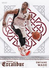 DWYANE WADE 2015-16 Panini Excalibur Basketball cartes à collectionner, #104