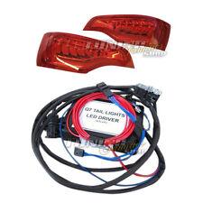 Original OEM LED Rückleuchten SET Audi Q7 4L Facelift inkl. Plug&Play Adapter !