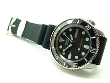 SEIKO DIVER'S Automatic Submariner modificadas SKX007 7S26 'Super patrimonio'