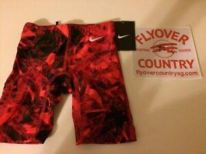 NWT Nike Boy's Performance Jammers Swimwear Sz. 22 Free Shipping