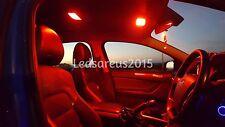 Ford BF Falcon LED Interior Conversion Kit Bright Red XR6 XR8 XT FPV