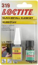 Loctite 319/7649 Glas-Metall-Kleber 249998 1 Set