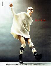 Publicité Advertising 107   2011  Krizia pret à porter tricots