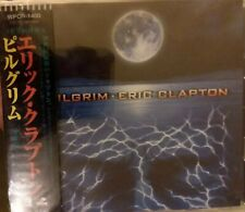 ERIC CLAPTON PILGRIM CD JAPAN import with OBI NEW free shipping