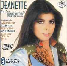 Balada 60s 70s 80s MEGA RARE Jeanette TODOS SUS ALBUMES EN RCA Sorrow AMIGA MIA