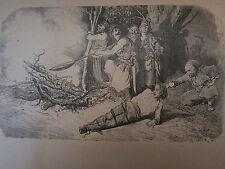 1904. Edmond About. LE ROI DES MONTAGNES. 158 DESSINS DE GUSTAVE DORÉ. RARE