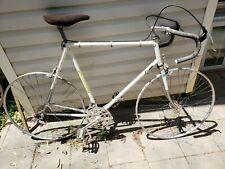 Old school Gitane Steel frame Road bike