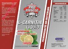 Pro Muscle L-Carnitin 1000ml mit Dosierkappe L Carnitin