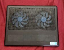 TECKNET N5 Laptop Cooling Pad, Portable Ultra-Slim Quiet Laptop Notebook Cooler