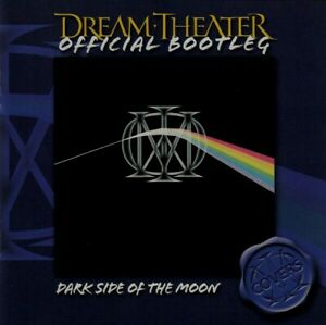 DREAM THEATER Dark side of the moon official Bootleg 2 CD   PINK FLOYD