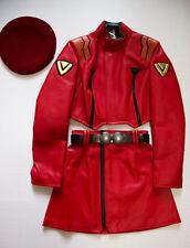 Evangelion Katsuragi Misato Red NERV Uniform GAINAX COA Ultra Rare Limited