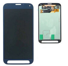 Blue Samsung Galaxy S5 SPORT G860P LCD Display Touch Screen Digitizer Assembly