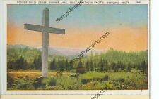 CALIFORNIA, DONNER LAKE PARTY CROSS SOUTHERN PACIFIC OVERLAND ROUTE(CA-D )