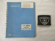 Tektronix Type 3S76 Sampling Dual-Trace Unit Service Instruction Manual 070-332