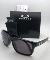 516daad5d99 OAKLEY Sunglasses HOLBROOK XL OO9417-0159 Matte Black Frames w  Warm Grey  Lenses