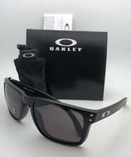 OAKLEY Sunglasses HOLBROOK XL OO9417-0159 Matte Black Frames w/ Warm Grey Lenses