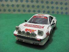 "Ferrari 308 Gtb 3000cc. Coupe "" Rally Of Moon 1980 "" - 1/43 Best 9366"
