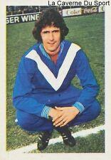 N°322 PLAYER # ENGLAND PREMIER LEAGUE STICKER AGEDUCATIF FOOTBALL 1977