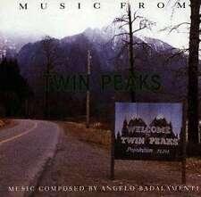 Twin Peaks O.S.T. Original Soundtrack Filmmusik CD WARNER MUSIC