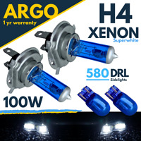 Fits VW UP Headlight Bulbs 100w Xenon White DRL Daytime Running Lights Hid 12v