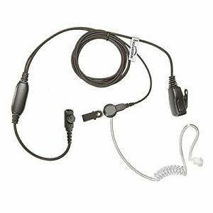 Earpiece for HYTERA Multi Pin Radio PD700 PD702 PD705 PD780 PD782 PD785 PT580