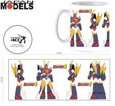 DAITARN 3 Tazza Ceramica Official Mug Paint Ceramic Robot Infinite New