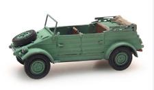 VW Kübelwagen grün  Artitec 387.237 Neu in OVP 1/87