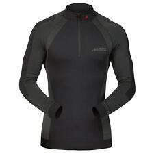 Musto Active Base Layer Zip Neck Top - Black