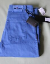 Kiton Mens Blue Slim Fit Casual Light Weight Jeans Size 34 NEW  $1000