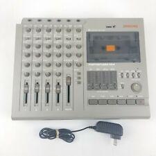 Tascam Portastudio 424 Mk II Cassette Mixer Recorder Proaudio Working SEE VIDEO
