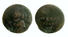 pcc1994_6)  FERMO Pio VI Sampietrino  Baiocchi 2 e Mezzo 1796 da Studio