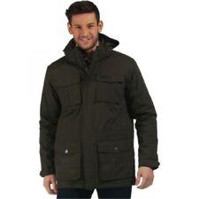 Cappotti e giacche da uomo marrone taglia S con cerniera