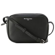 New Balenciaga Black Leather XS Eve