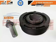LAND ROVER FREELANDER 2.0 DIESEL TD4 CRANK SHAFT PULLEY TORSION VIBRATION DAMPER