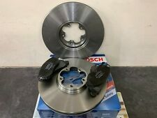 Ford Transit MK6 2000-2006 Front Brake Disc And Pads **BRAND NEW BOSCH SET**