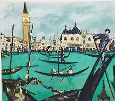 Venezia gondole Navile GRANDE TURCHESE illeggibili minutisi? miutisi sconosciuto?