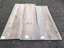 3 stück    Nussbaum    Massivholz  brett