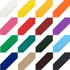 0,85 EUR/m - 2 Meter Gurtband 40mm PP 17 Farben - Trageriemen Taschengurt
