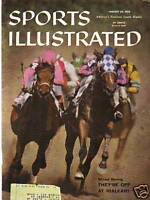 1959 Sports Illustrated Jan 26 Hialeah Race Horses