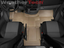 WeatherTech Floor Mats FloorLiner for MB/Dodge Sprinter - 1st Row - Tan