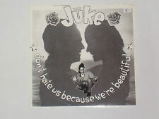 "JÜKE -Don't Hate Us Because We're Beautiful- 7"" auf Lookout"