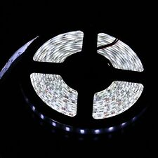 5M 3528 SMD 300 LEDs RGB No/Impermeable Tira Flexible Luces