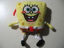 "5"" plush Spongebob Squarepants doll, with ERROR tag, good condition"